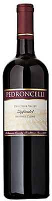 Pedroncelli Dry Creek Valley Sonoma County Mother Clone Zinfandel
