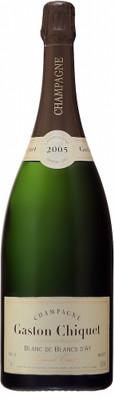 Champagne Gaston Chiquet 2005 Reserve Blanc de Blancs 1.5L