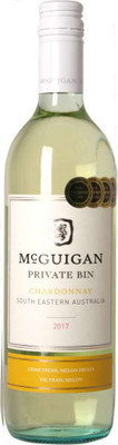 McGuigan 2017 Private Bin Chardonnay 750m