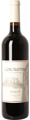 Corcelettes 2015 Merlot 750ml