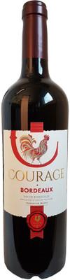 Courage 2015 Bordeaux Rouge 750ml