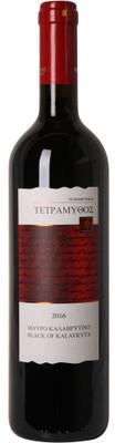 Tetramythos 2016 Black of Kalavryta 750ml