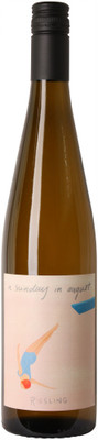 A Sunday in August 2017 Riesling 750ml
