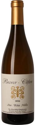 Brewer Clifton 2016 Santa Rita Hills Chardonnay 750ml