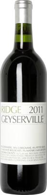 Ridge 2011 Geyserville 750ml