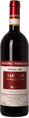 "Giacomo Fenocchio 2009 Barolo ""Bussia"" Riserva DOCG 750ml"