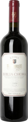 Biblia Chora 2008 Red 750ml