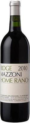 Ridge 2008 Mazzoni Home Ranch 750ml
