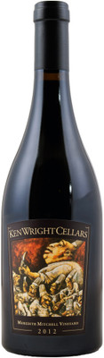Ken Wright 2011 Meredith Mitchell Pinot Noir