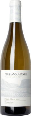 Blue Mountain 2016 Pinot Blanc 750ml