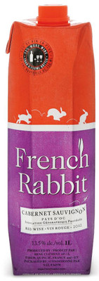 French Rabbit Cabernet Sauvignon 1.0L