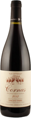 Vincent Paris 2015 Cornas 'La Geynale' 750ml