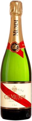 Maison Mumm Champagne Cordon Rouge Brut N/V 750ml