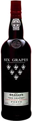 Graham's 6 Grape Port 750ml