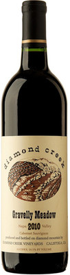 Diamond Creek 2010 Gravely Meadow Cabernet Sauvignon 3.0L