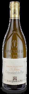 """Domaine Grand Veneur 2008 Chateauneuf-du-Pape Blanc """"La Fontaine"""""""