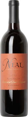 "Neal Family 2010 Zinfandel ""Rutherford Dust Vineyard"""