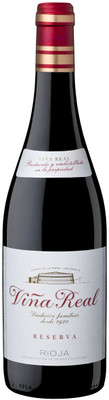 Vina Real 2012 Rioja Reserva 750ml