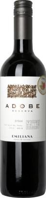Emiliana Adobe Reserva Organic Syrah 750ml