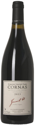 Vincent Paris 2013/2014 Cornas 'Granit 60' VV 750ml