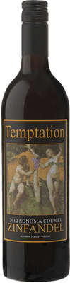 Alexander Valley 2012 Temptation Zinfandel 750ml