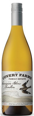 Covert Farms 2013 Sauvignon Blanc Semillon 750ml