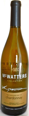 McWatters Collection Chardonnay 750ml