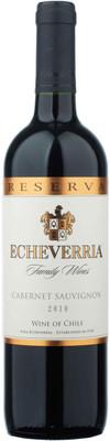 Echeverria Cabernet Sauvignon 750ml