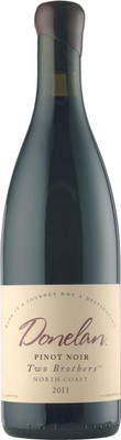 """Donelan 2012 Pinot Noir """"Two Brothers"""" 750ml"""
