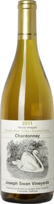Joseph Swan 2011 Chardonnay Ritchie Vineyard