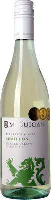 McGuigan 2015 Semillon Bin 9000 750ml