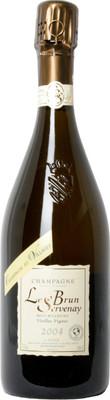 Champagne Le Brun Servenay 2004 Brut Selection Grand Cru