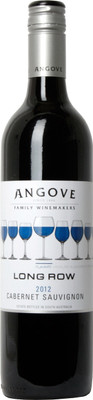 Angoves 2012 Cabernet Sauvignon Long Row 750ml