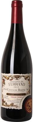 """Ferrand 2015 Cotes du Rhone """"Cuvée Antique"""" VV 750ml"""