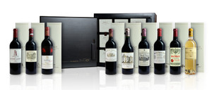 2010 Duclot Bordeaux First Growth Collection
