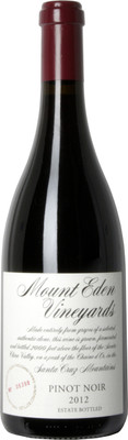 Mount Eden 2012 Estate Pinot Noir