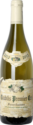 "Domaine Boudin 2013 Chablis ""Fourchaume 1er Cru"" 750ml"