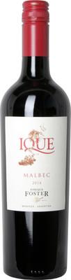 Bodega Enrique Foster 2014 IQUE Malbec