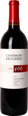 Cameron Hughes 2012 Red Lot 466 Lodi Field Blend 750ml