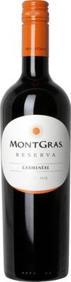 Montgras 2013 Soleus Carmenere Reserva