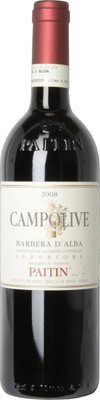 Paitin 2008 Campolive Barbera 750ml