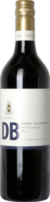 De Bortoli 2011 DB Family Selection Petit Sirah 750ml