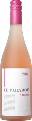 Le Paradou 2017 Cinsault Rose 750ml