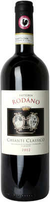 Fattoria Rodano 2011 Chianti Classico 750ml
