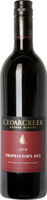 Cedar Creek 2013 Proprietors Red 750ml