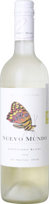 Nuevo Mundo 2013 Organic Sauvignon Blanc 750ml