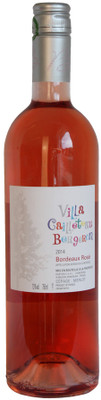 Cailleteau Bergeron 2014 Bordeaux Rose 750ml