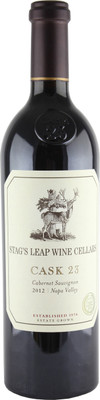 Stag's Leap Wine Cellars 2012 Cask 23 Estate Cabernet Sauvignon 750ml