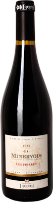Lorgeril 2012 Les Pierres Minervois 750ml