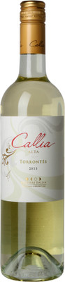 Callia Alta 2014 Torrontes 750ml